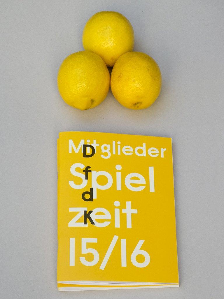 DfdK - Broschüre Titel