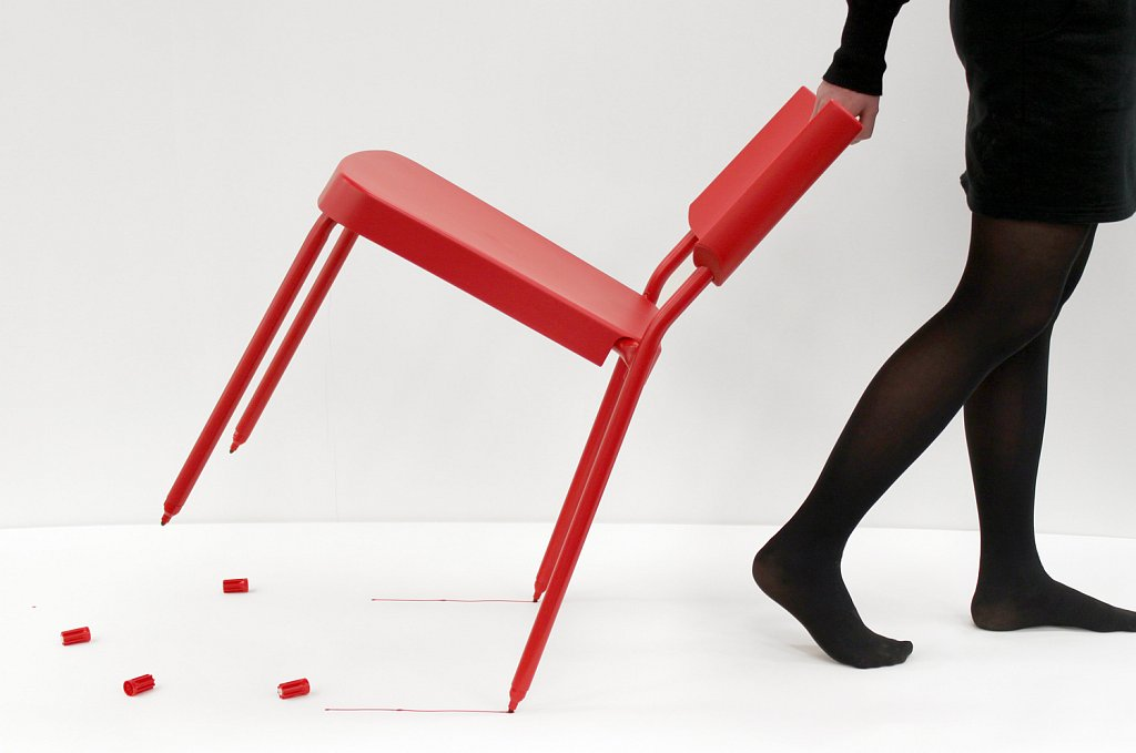 Marker Chair Rot